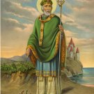 Catholic Picture Print Art Saint Patrick Ireland 8x10