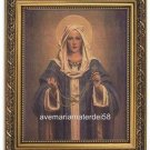 """Mary of Rosary C. Bosseron Chambers 8"""" x 10"""" Print 11"""" x 14"""" Frame Under Glass"""
