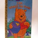 "I am Winnie the Pooh Boardbook Golden Books Size 10"" x 5.5"" Good condition"