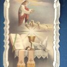 Deluxe Holy Card Lot Ordination Good Shepherd Holy Ghost 10 Cards @ $4.99 Italy
