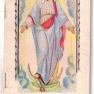 Italian Novena Ad Onore dell'Immaculata Concezione di Maria San 1940
