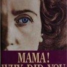 Mama Why Did You Kill Us? Domenico Mondrone TAN Pro-Life Book