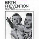 Birth Prevention Quizzes Catholic Contraception Answers Radio Replies Trad TAN
