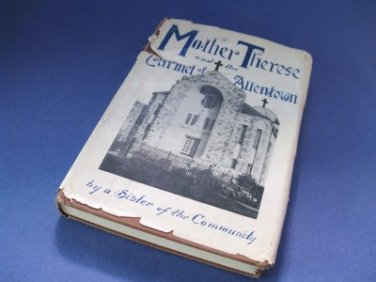 Mother Therese and the Carmel of Allentown 1949