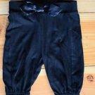 Garanimals Girls 18 Month Black Stretch Pants w/ Bow, Elastic Waist & Cuffs