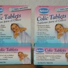 Hylands Colic Tablets 125 Count Two Sealed Bottles Each NIB