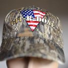 Git R Done Camoflauge Larry the Cable Guy Adjustable Baseball Trucker Cap Hat