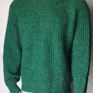 American Eagle USA Made Men's Wool Long Sleeved Crew Neck Sweater XL