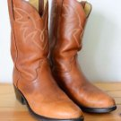 Durango Vintage Classic Western Rodeo Cowboy Boots 9 EE Leather EUC