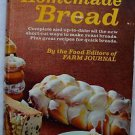 Homemade Bread by Farm Journal Editors and Nell B. Nichols (1969, Hardcover)