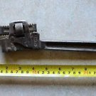 "Vintage 10"" Trino Pipe Wrench USA"