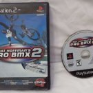 Mat Hoffman's Pro BMX 2 PS2 Sony PlayStation 2 Game Disc & Case