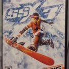 SSX3 PS2 Sony PlayStation 2 Snowboarding Game Disc, Manual & Case