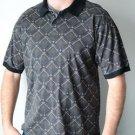 Van Heusen, Large, Short Sleeved Polo Shirt 100% Cotton Double Mercerized