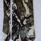 VTG Jay Jacobs Art Deco, Purple, Green, White, Classic Wide 100% Silk Mens Tie
