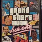 Grand Theft Auto Vice City 2002 PS2 Sony PlayStation 2 Game Disc, Manual & Case