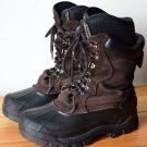 Ranger Rubber Boots with Thermolite Removable Liners and Suede Upper Size 7