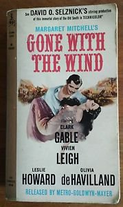 Vintage Gone With The Wind Margaret Mitchell 7th Printing 1962 Novel Book