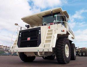 Terex 3340 & 3345 Off-Highway Truck Service Repair Manual