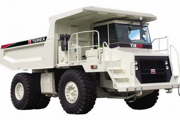 Terex TR35 Off-Highway Truck Service Repair Manual