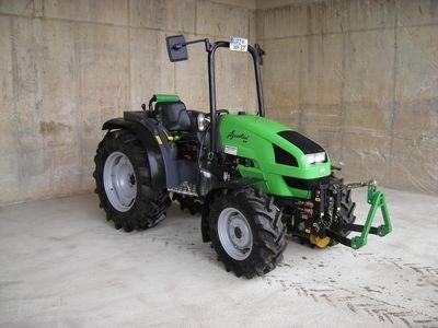 Deutz Fahr AGROKID 30 40 50 Tractor Workshop Manual
