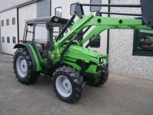 Deutz Fahr Agroplus 60 70 80 Tractor Workshop Manual