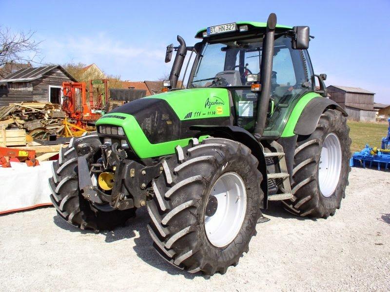 Deutz Fahr Agrotron TTV 1130, TTV 1145, TTV 1160 Tractor Workshop Manual