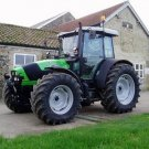 Deutz Fahr Agrofarm 85 100 Tractor Workshop Manual
