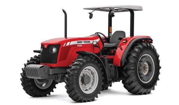 Massey Ferguson MF 400 Series Tractors Service Manual