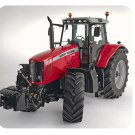 Massey Ferguson MF6400 Tractor Workshop Manual