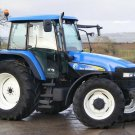 New Holland Tractor TM120 TM130 TM140 TM155 TM175 Service Repair Manual