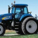 New Holland T8000 SERIES T8010 T8020 T8030 T8040 Workshop Manual