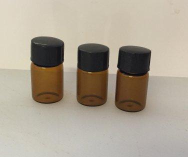 2ml Amber sample vials