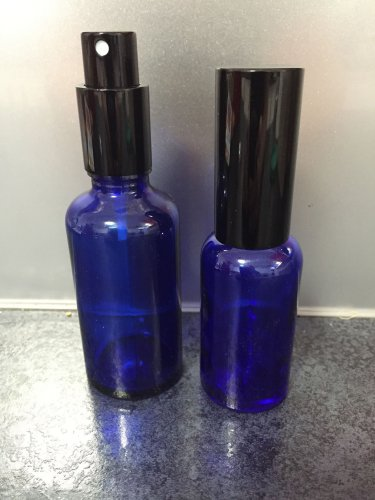 50ml Cobalt Blue spray bottle