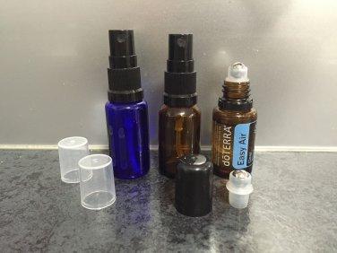 Plastic spray tops
