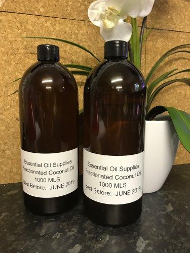 1 litre Fractionated Coconut Oil