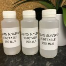 Liquid Vegetable Glycerine