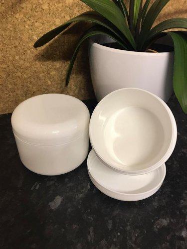 240ml Double Walled Cream Pot