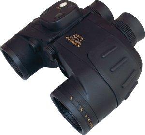 Marine 7x50 Reticule w/ Lit Compas Black FF12009