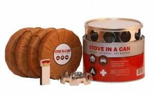 4 Each Stove in a Can