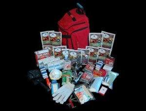 Wise Food Deluxe Survival Kit 72 Hrs