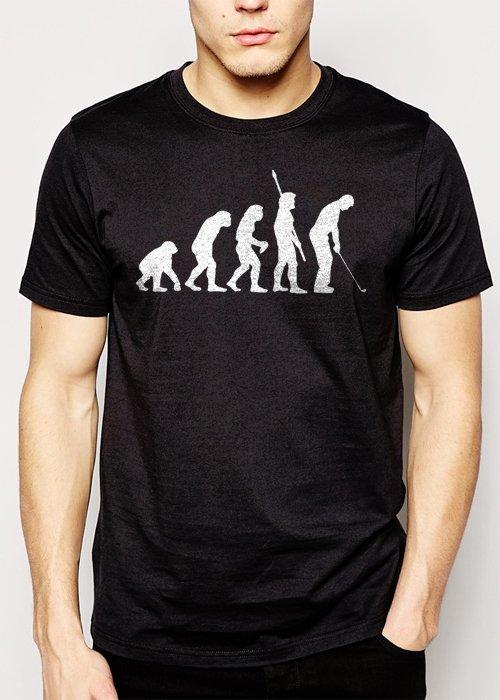 Best Buy Evolution Golfing Golf Club Tournament Mens Tee Men Adult T-Shirt Sz S-2XL