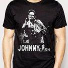 Best Buy Johnny Cash Men Adult T-Shirt Sz S-2XL
