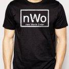 Best Buy New World Order T-Shirt nWo Logo WCW Professional Wrestling Men Adult T-Shirt Sz S-2XL
