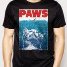 Best Buy PAWS PARODY Funny Hilarious kitten Men Adult T-Shirt Sz S-2XL
