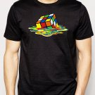 Best Buy Sheldon Rubik's Cube Men Adult T-Shirt Sz S-2XL