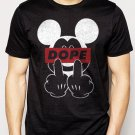 Best Buy Womens New Dope Mickey Mouse black Men Adult T-Shirt Sz S-2XL