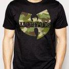 Best Buy WU TANG CLAN-Camo rap hip Men Adult T-Shirt Sz S-2XL