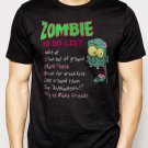 Best Buy Zombie To Do List Men Adult T-Shirt Sz S-2XL