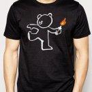 Best Buy Banksy Petrol Bomb Molotov Cocktail Men Adult T-Shirt Sz S-2XL